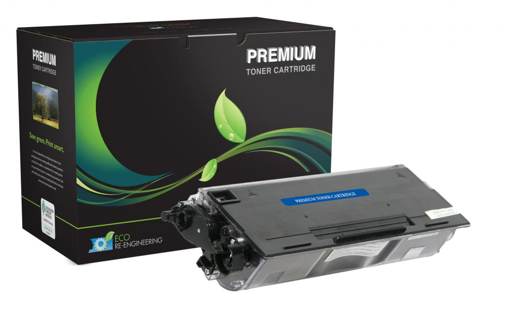 High Yield Toner Cartridge for Brother TN580