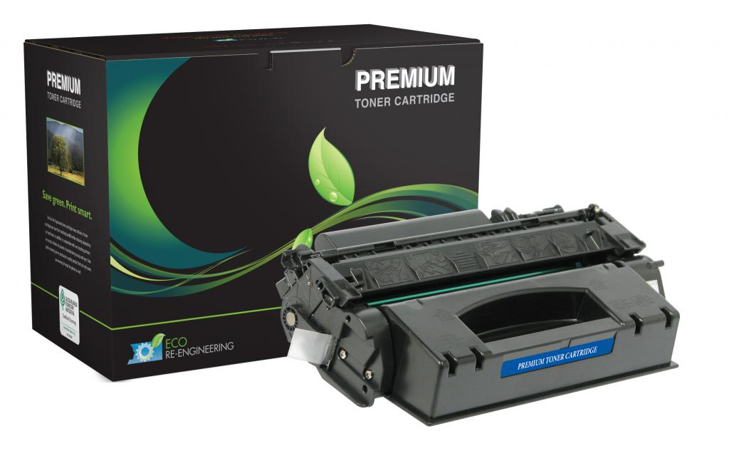 High Yield Toner Cartridge for HP Q5949X (HP 49X)