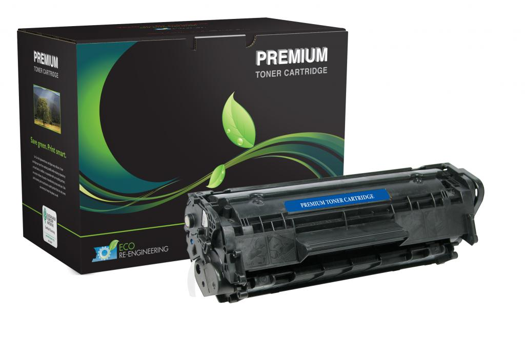 Toner Cartridge for HP Q2612A (HP 12A)