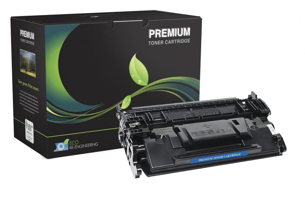 High Yield Toner Cartridge for HP CF226X (HP 26X)