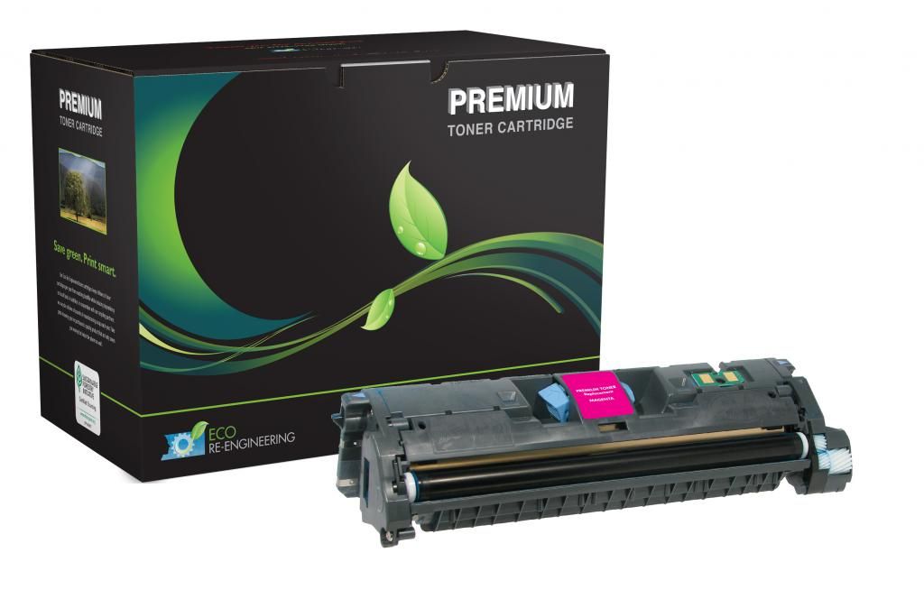 Magenta Toner Cartridge for HP C9703A/Q3963A (HP 121A/122A/123A)