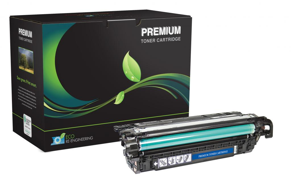 High Yield Black Toner Cartridge for HP CE264X (HP 646X)