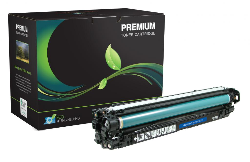 Black Toner Cartridge for HP CE270A (HP 650A)