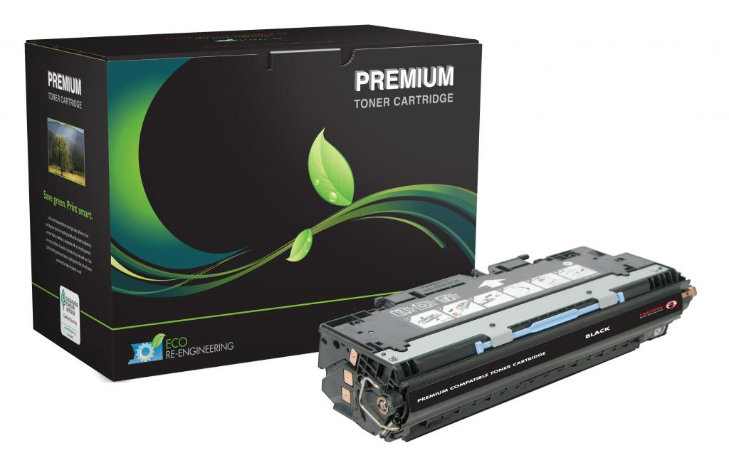 Black Toner Cartridge for HP Q2670A (HP 308A)