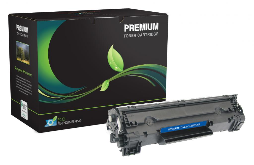 Extended Yield Toner Cartridge for HP CE278A (HP 78A)