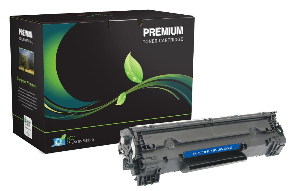 Extended Yield Toner Cartridge for HP CF283X (HP 83X)