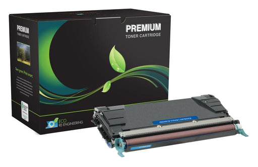 Lexmark C734 Cyan Toner Cartridge