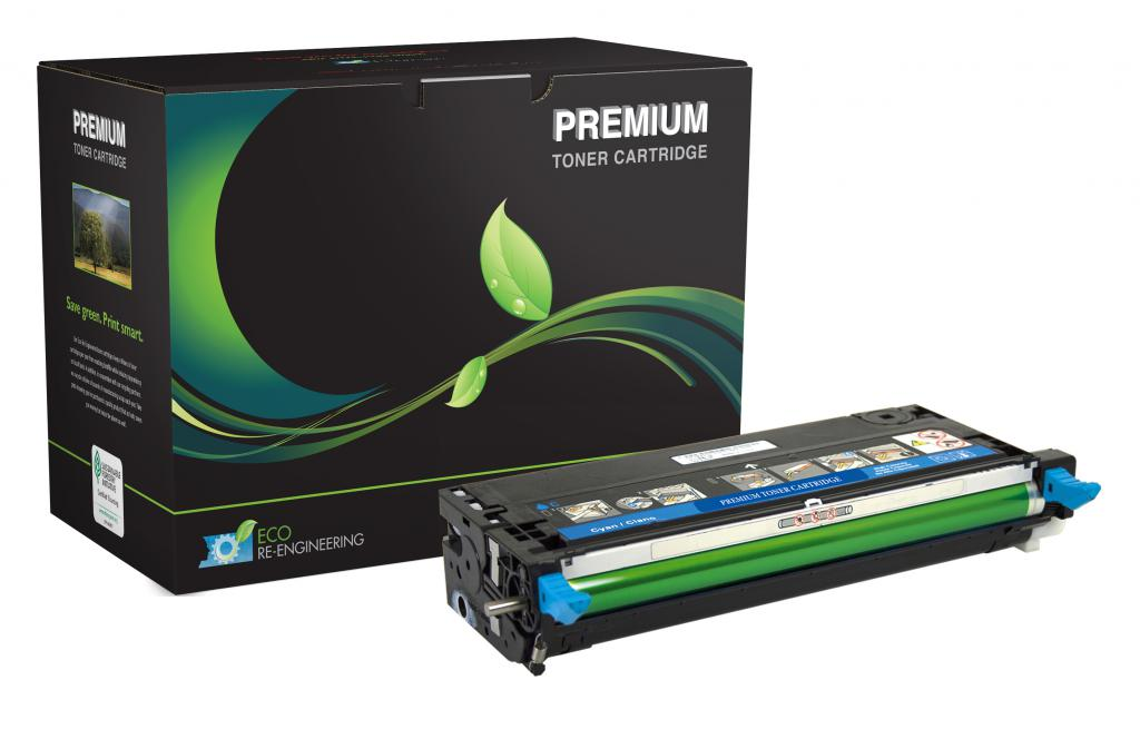 High Yield Cyan Toner Cartridge for Dell 3110/3115