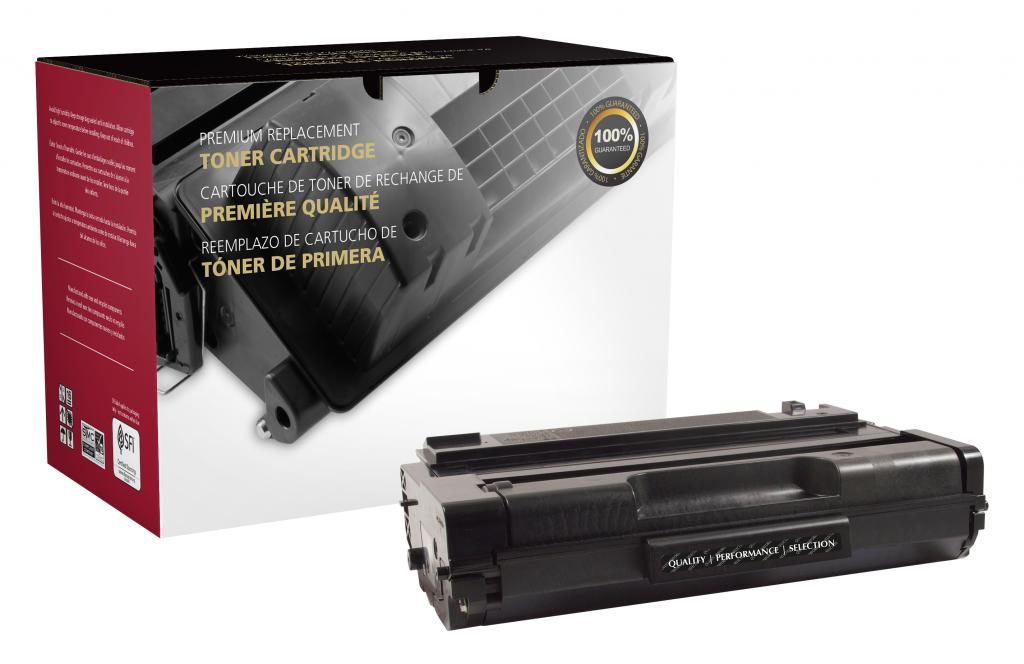 Extended Yield Toner Cartridge for Ricoh 406465/406989