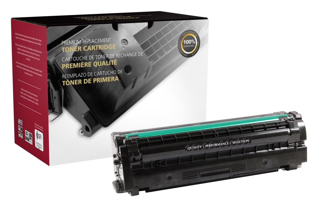 Black Toner Cartridge for Samsung CLT-K505L