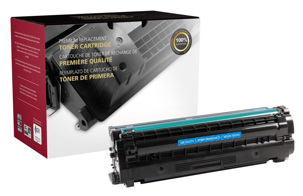 Cyan Toner Cartridge for Samsung CLT-C505L