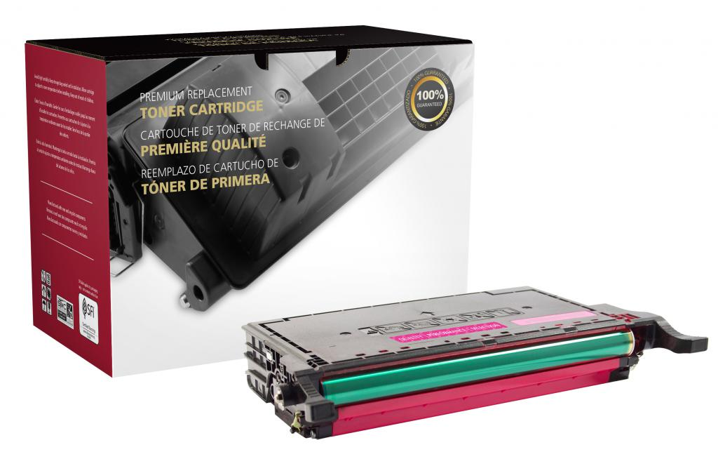 Magenta Toner Cartridge for Samsung CLT-M609S