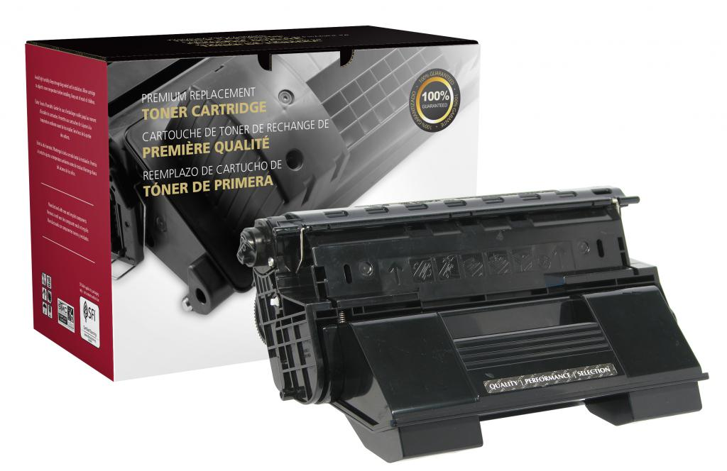 High Yield Toner Cartridge for Xerox 113R00712/113R00711