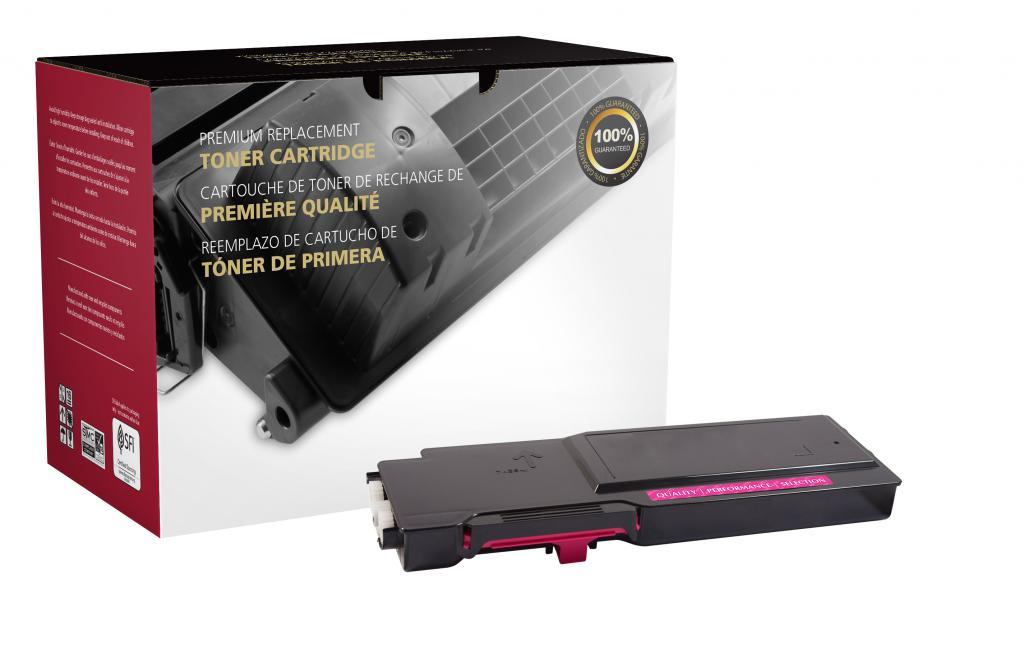 High Yield Magenta Toner Cartridge for Xerox 106R02226