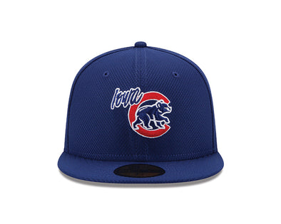 Iowa Cubs Official Batting Practice Cap