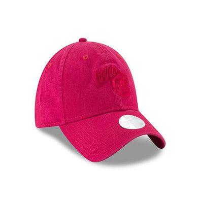 Iowa Cubs WCRE Class TN Adjustable Cap, Pink