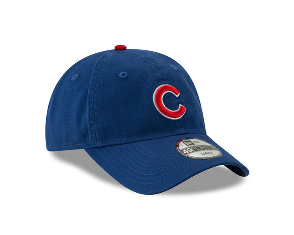 "Chicago Cubs Core Fitted Replica ""C"" Cap, Royal"