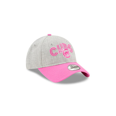 Iowa Cubs Toddler Team Arch Cap, Pink