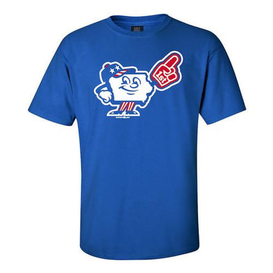 Iowa Caucuses Classic Logo Tee, Royal