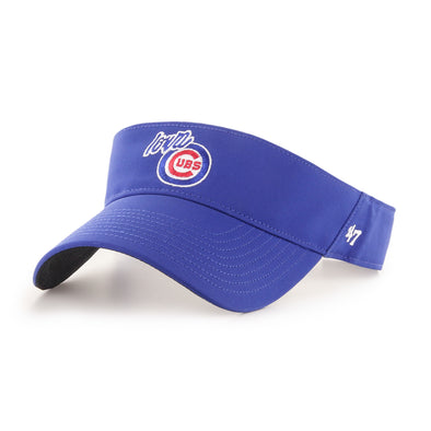 Iowa Cubs Royal Elliot Visor