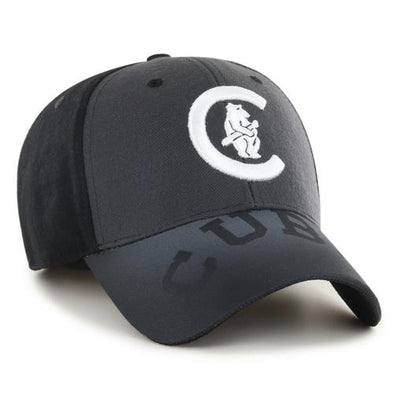 Chicago Cubs Dark Shade MVP Wool Cap