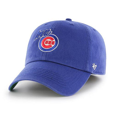 Iowa Cubs Primary Franchise Fitted Cap