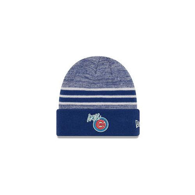 Iowa Cubs Marled Royal Knit