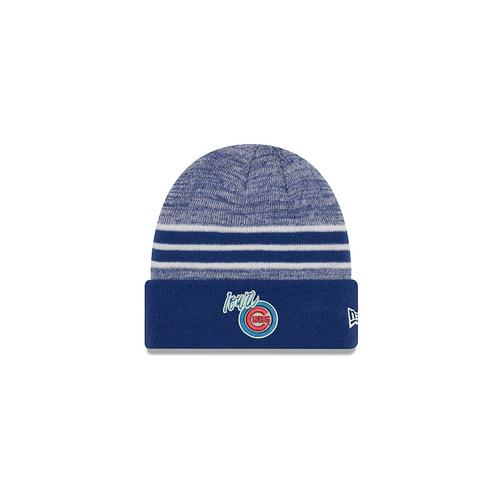 Iowa Cubs Marled Royal Knit, OSFA