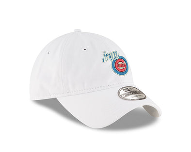 Iowa Cubs Golf Cap, White