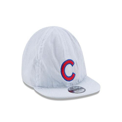 Infant Chicago Cubs Flip Denim Cap, Reversible