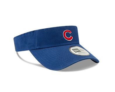 Adult Chicago Cubs Royal Dugout Redux Visor
