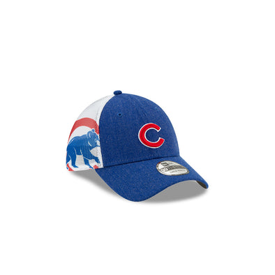 Chicago Cubs 3930 Logo Turn Cap, Youth