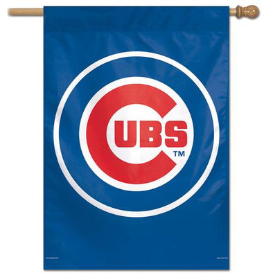 Chicago Cubs Vertical Banner