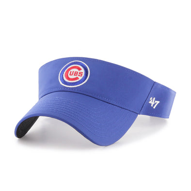 Chicago Cubs Royal Elliot Visor