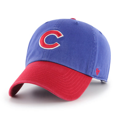 Chicago Cubs Two Tone Clean Up Cap