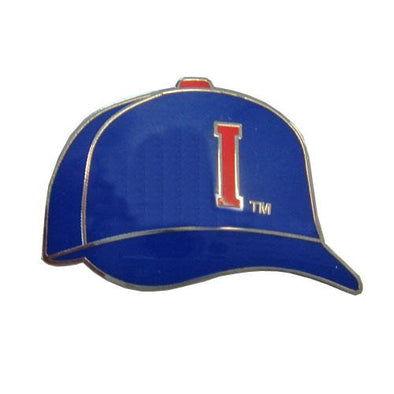 Iowa Cubs Home Cap Lapel Pin