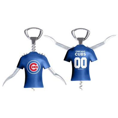 Chicago Cubs Winged Bottle Opener