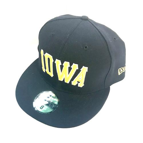 Iowa Oaks Official On-Field Cap, Navy/Gold