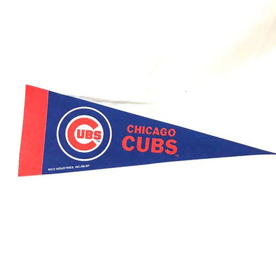 Chicago Cubs Mini Pennant