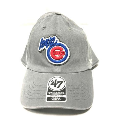 Iowa Cubs Foley Closer Cap, Gray, OSFA