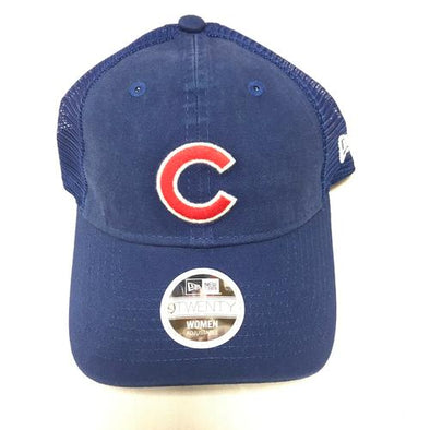 Chicago Cubs Women's Truck Cap