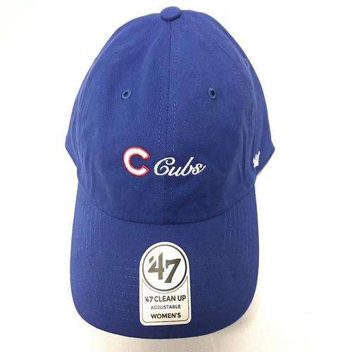 Women's Chicago Cubs Cohasset Clean Up Cap