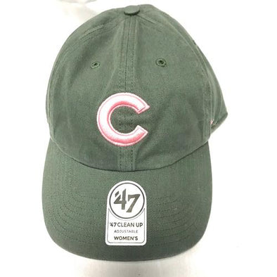 Chicago Cubs Women's Moss Clean Up Cap