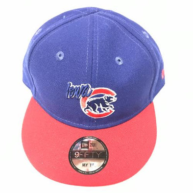 "Infant Iowa Cubs ""My 1st Snapback"" 950 Cap"