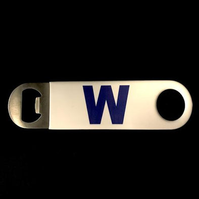 "Chicago Cubs ""W"" Bottle Opener"