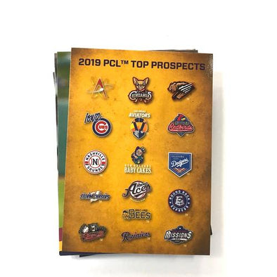 Iowa Cubs 2019 Pacific Coast League Top Prospects Card Set