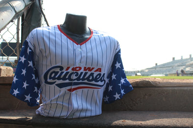 Men's Iowa Caucuses Replica Jersey