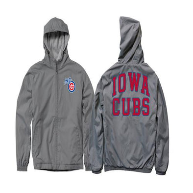 Iowa Cubs Liberty Jacket, Graphite