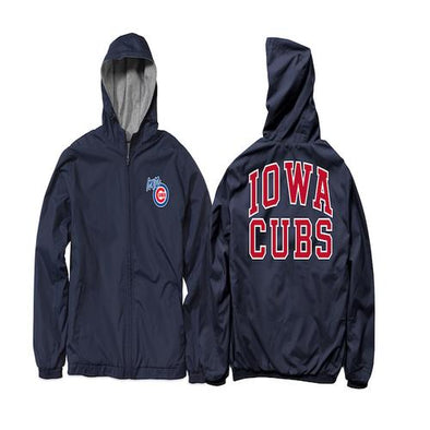 Iowa Cubs Liberty Jacket, Navy