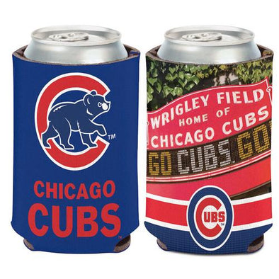 Chicago Cubs Marquee Coozie